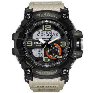 Moška ročna ura Smael S-shock GG1000 Desert