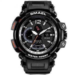 Moška ročna ura Smael S-shock GPW2000TFB Black