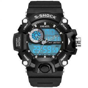 Moška ročna ura Smael S-shock GW9400-W