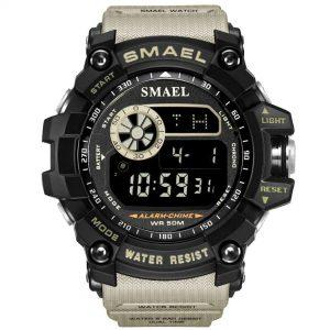 Moška ročna ura Smael S-shock GWFD1035B Desert