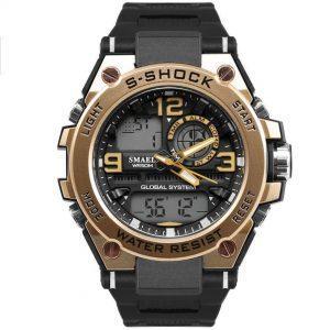Moška ročna ura Smael G-shock GBA800DG-B