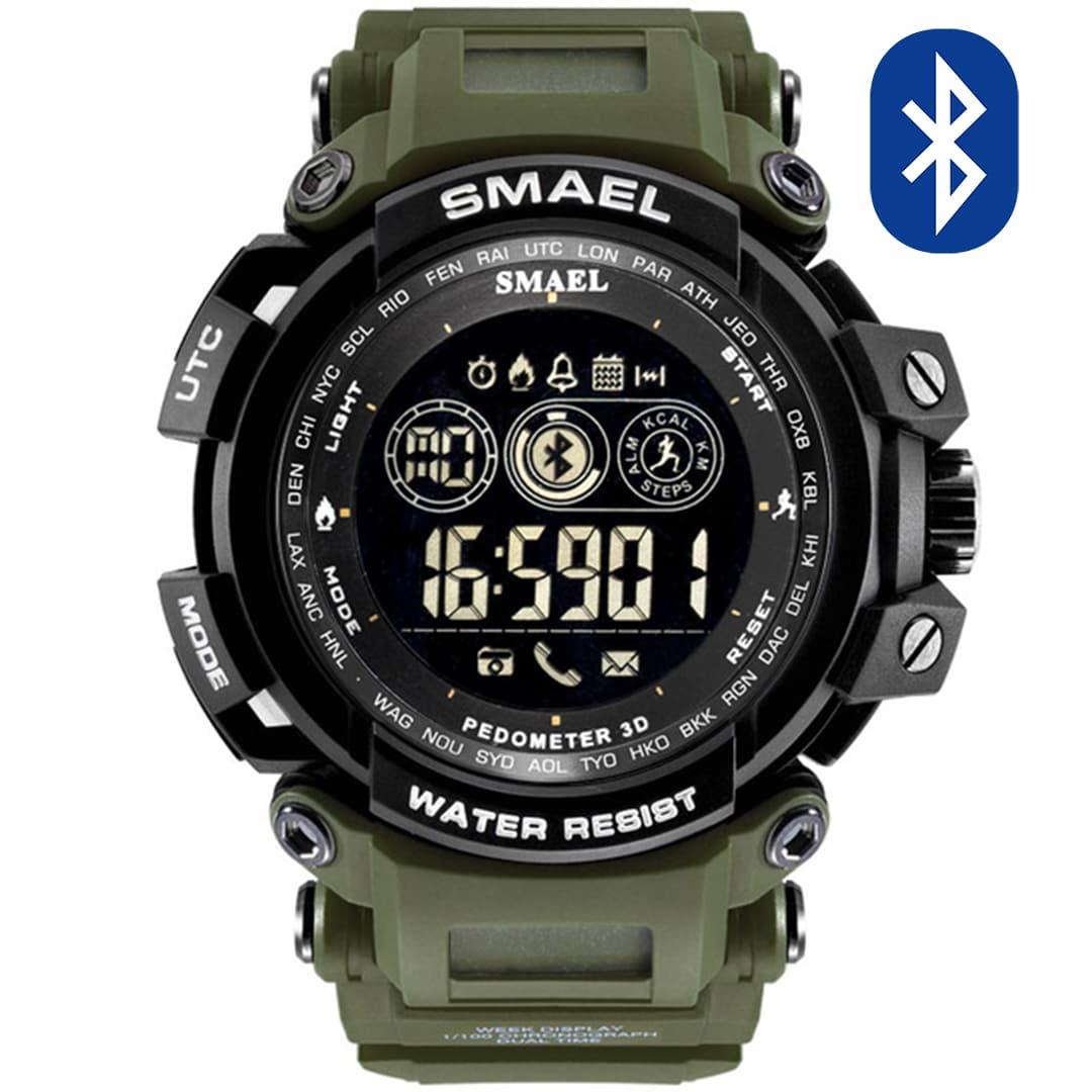 Pametna ura Smael S-shock MTGB2000B-G Bluetooth