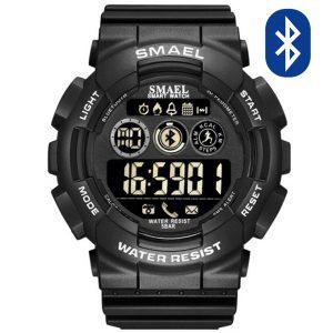 Pametna ura Smael S-shock GD120CM-B Bluetooth