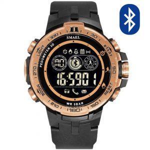 Pametna ročna ura Smael S-shock PS3000-BG Bluetooth