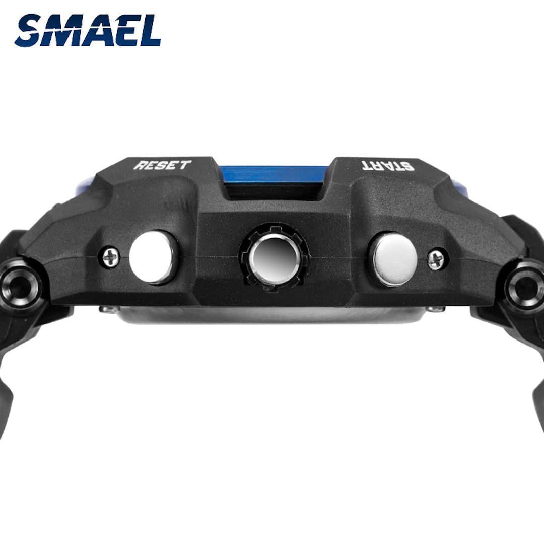 Moška ročna ura Smael G-shock Iron Blue