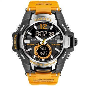 Moška ročna ura Smael G-shock Iron Orange