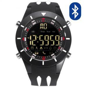 Pametna ročna ura Smael G-shock SS2020B Bluetooth White