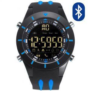 Pametna ročna ura Smael S-shock SS2020B Bluetooth Blue