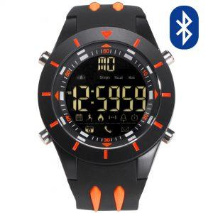 Pametna ročna ura Smael S-shock SS2020B Bluetooth Orange
