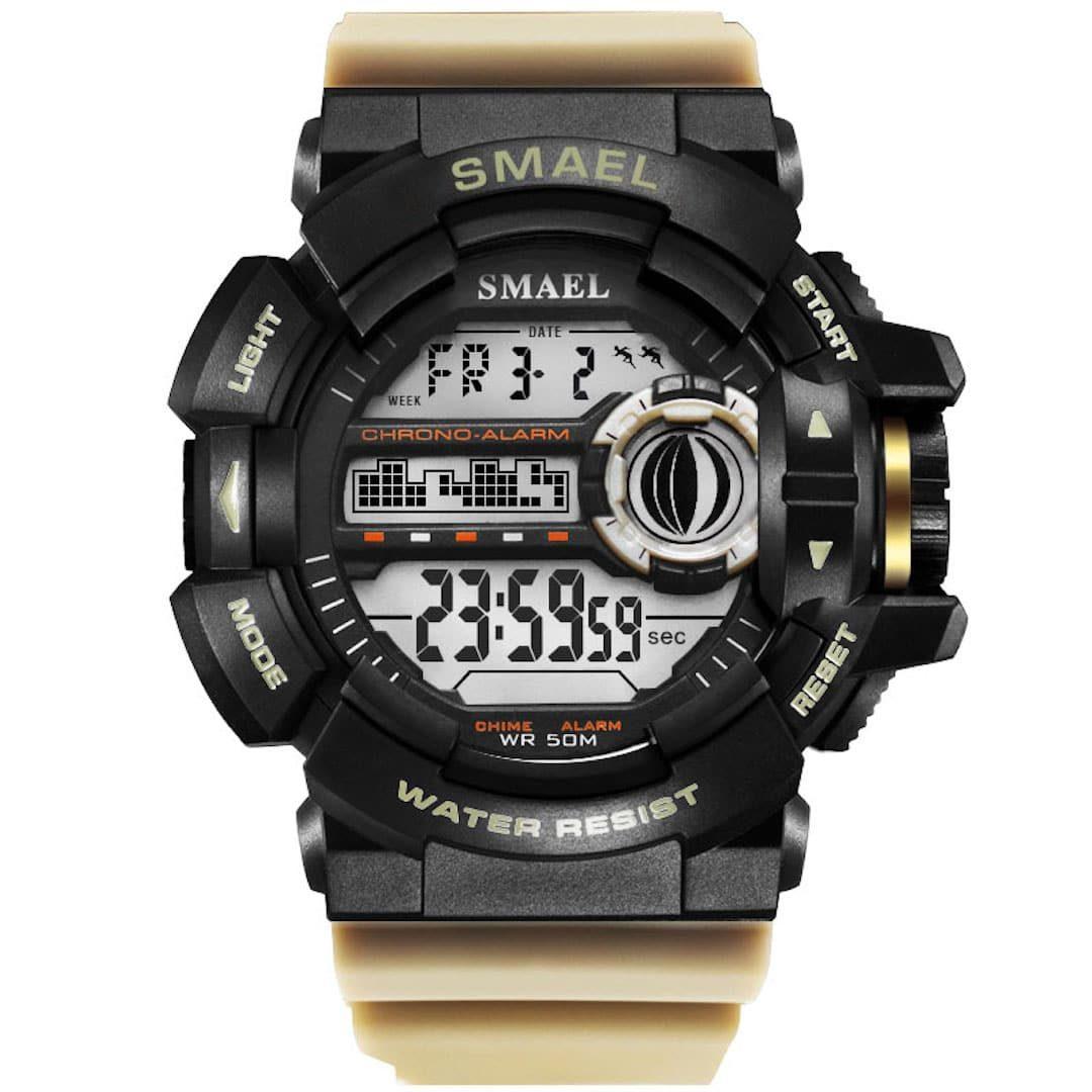 Moška ročna ura smael g-shock WR Desert