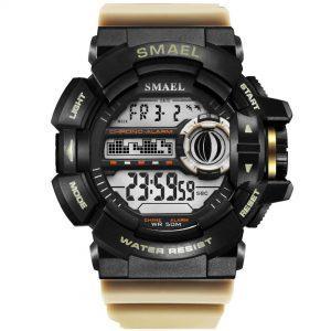 Moška ročna ura smael s-shock WR Desert