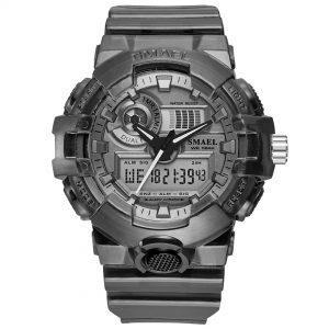 Ročna ura Smael S-shock GA700 Black